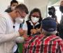 Arranca vacunación de adultos mayores en ejido Paredón