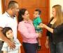 """""""Las familias coahuilenses somos un ejemplo de fortaleza, de trabajo, de unidad y de valores"""" : Marcela Gorgón"""