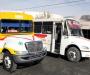 Saltillenses exigen modernización del transporte público