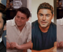 """Tendencias: Zac Efron y su """"nuevo"""" rostro provocan lluvia de memes"""