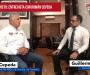 A través de las cámaras de ATiempo.tv, entrevista con Román Alberto Cepeda.