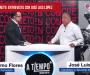 En entrevista con el periodista Guillermo Flores, el Candidato a Diputado José Luis López Cepeda